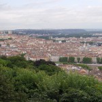 panorama of lyon